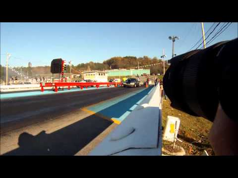 Drag Racing...photographers POV