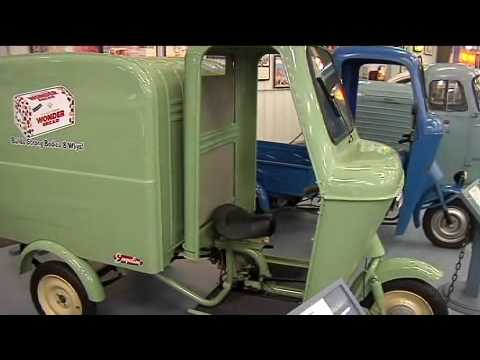 Nelson Hicks interviews Bruce Weiner at The Microcar Museum in Madison GA