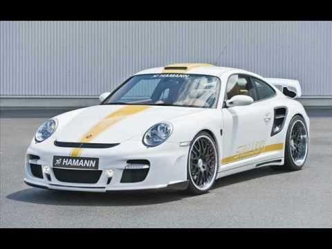 Porsche 911 Turbo Hamann Stallion 630 HP, 359 kmh!