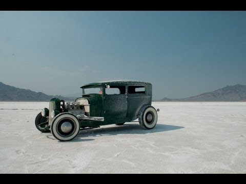 Bonneville Salt Flats: Automotive heaven