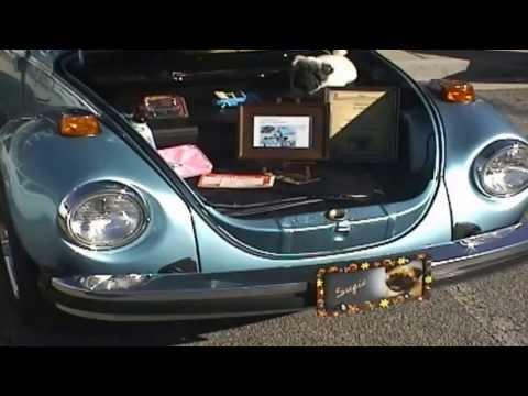 Volkswgen Super Beetle Cabriolet