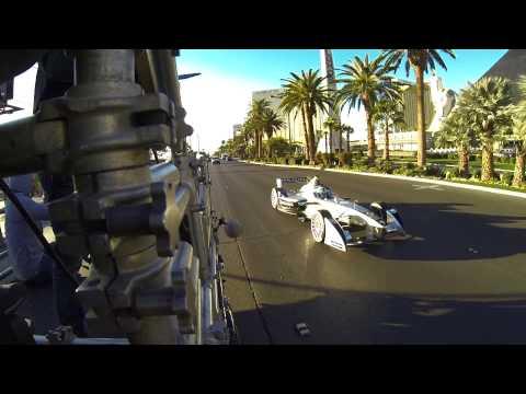 Coming to Atlanta - Formula E Las Vegas Strip Drive