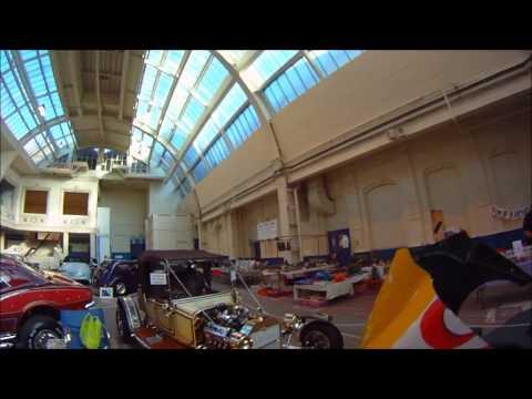 NW UK Blackpool Rod and Custom Show 2013