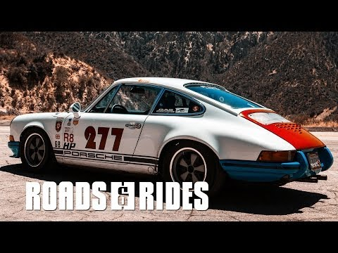 Magnus Walker Canyon Carving In His Porsche 911T | Roads And Rides