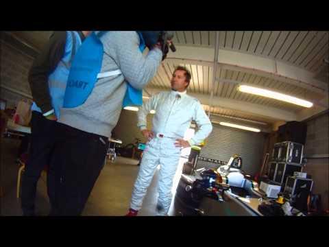 Formula E testday