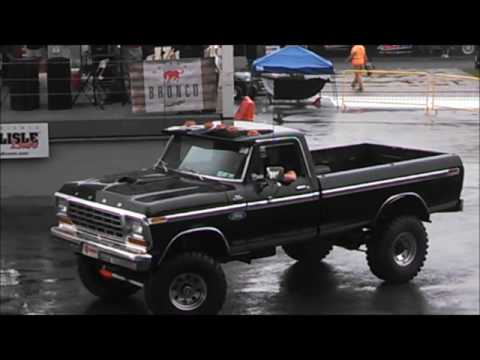 Ford Nationals 2016 Gateway Broncos Burnout Contest