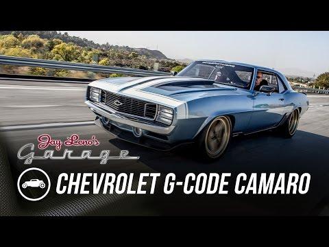Ring Brothers 1969 Chevrolet G-Code Camaro - Jay Leno's Garage