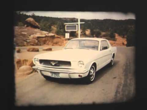 Intro of the1965 Mustang