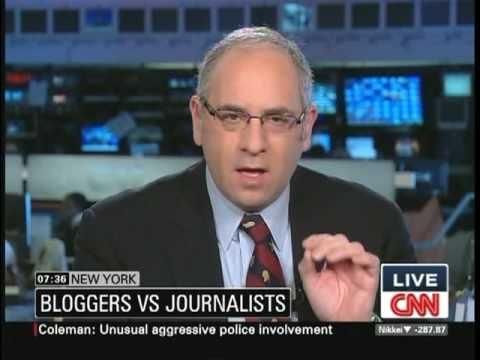 Ron Coleman on CNN - Gizmodo v. Apple