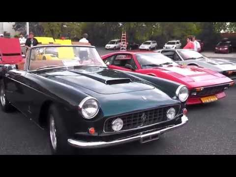 Pennsylvania Ferrari Concours d'Elegance walk about