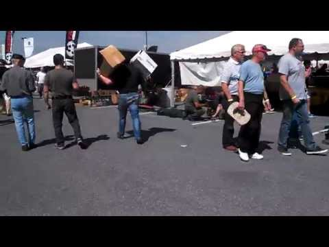 The Central PA Region of the Porsche Club of America Porsche-Only Swap Meet