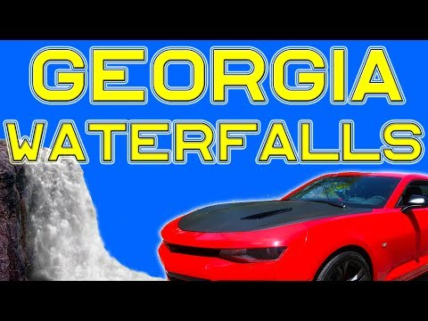 I FOUND HEAVEN IN GEORGIA CAMARO 1LE CRUISE