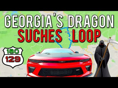 GEORGIAS DRAGON THE SUCHES LOOP