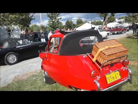Exceptional Post War Cars Bid A Fond Farewell To the 2018 AACA Fall Meet, Hershey