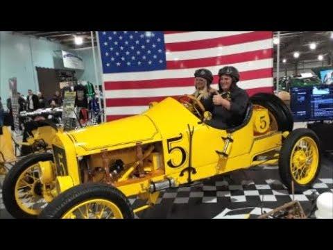 Joe and Karen's Infamous 1920 Ford Speedster