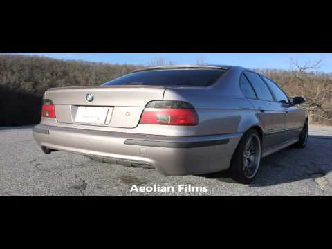 E39 540i V8 Exhaust Resonator Delete Rev 2