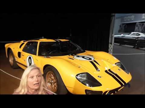kar kraft and the Developement of the Ford GT40, Mk IV and J Car