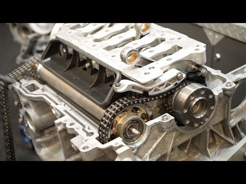 PCA Spotlight: Intermediate shaft and IMS bearing explained
