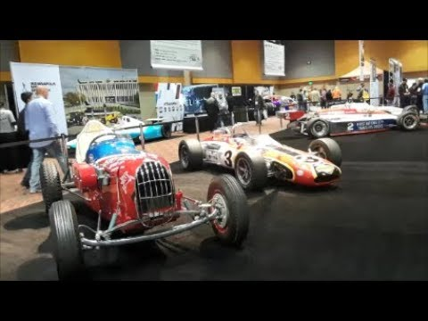 Unser Family Tribute By the Indianapolis Motor Speedway Museum