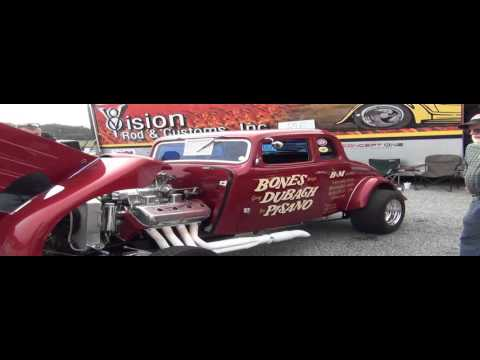 HOT ROD MADNESS @ THE $10k NOSTALGIA DRAGS PART TWO