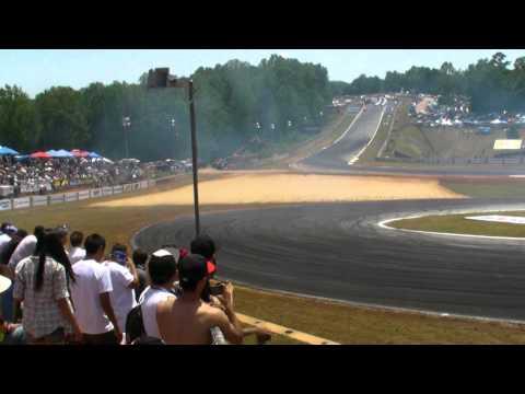 Formula Drift  Atlanta 2011 Saturday practice cam 1 4/5