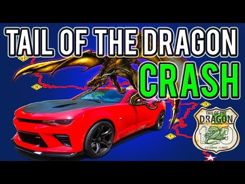 TAIL OF THE DRAGON CRASH