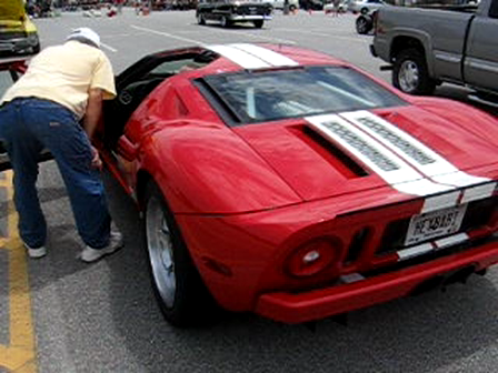 The Master's Car Club Car Show -Loganville, GA June 9, 2012