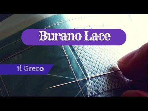 BURANO LACE - Ep. 2 - Il greco
