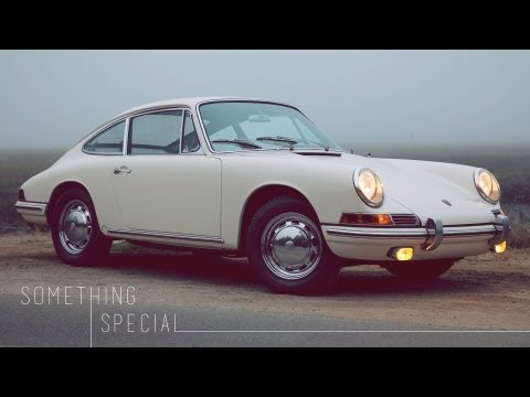 The Porsche 911 is Something Special