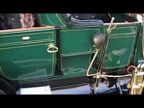 1911 Maxwell Touring Car