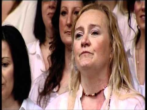 """To make you feel my love"" Bob Dylan. Sung by the North Devon Military Wives And Girlfriends Choir"