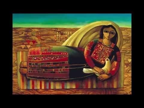 SULEIMAN MANSOUR - Palestinian Artist