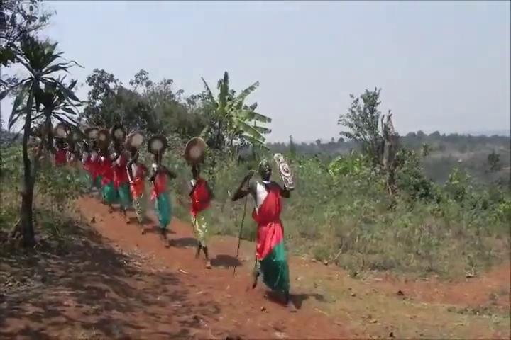 BURUNDI AFRICA- De Koninkiijke