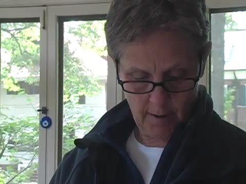 Barbara Dorris: You're Not Alone