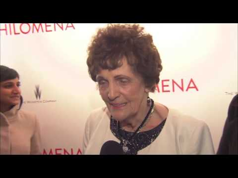 Philomena Lee at Philomena NY Premiere
