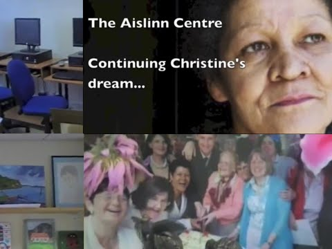 Aislinn Centre Continuing Christines Dream
