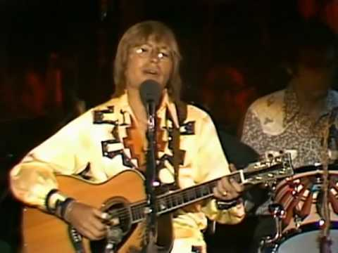 John Denver - Live in Australia 77 - I Want To Live