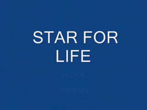 """STARS FOR LIFE """"A PROMISE FULFILLED AFTER 15 YEARS"""""""