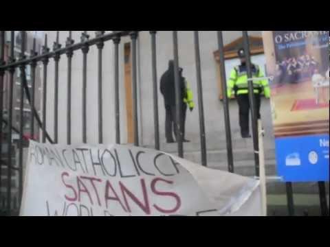 ACCAI PROTEST 'LAPSED CATHOLICS' 11th DEC 2011 (2)