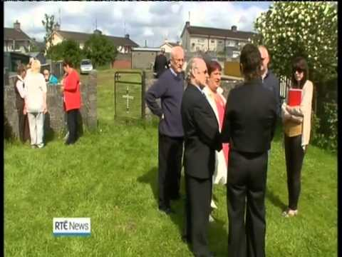 The Occult - Mass Grave of 800 Babies in Galway, Ireland. RTE 6pm News, Friday 30th May 2014.
