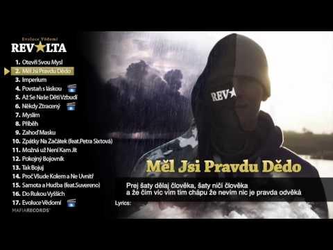 REV★LTA - Měl jsi pravdu dědo