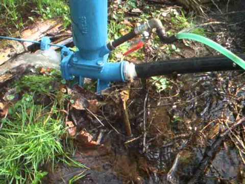 Trkač ram pump