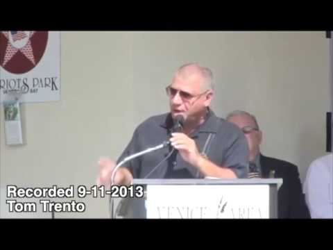 Is Islam the Enemy? Tom Trento - Sept 11, 2013 - Venice FL.