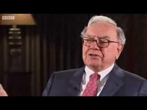 Evan Davis talks To Warren Buffett