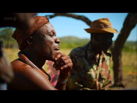 """BBC Horizon: Do you see what I see? """"The Himba tribe"""""""