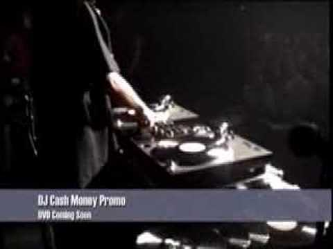 DJ Cash Money Promo