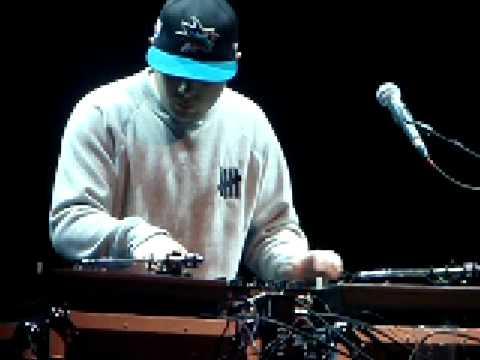 DJ Kwestion @ Blender Theatre, NYC