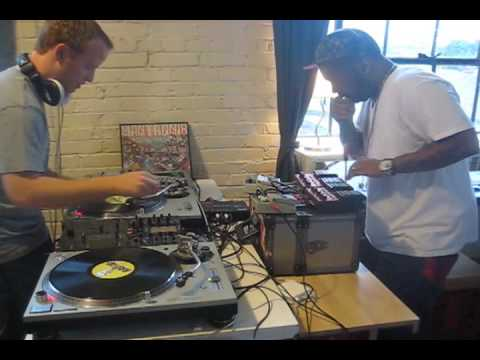 "Skratch Bastid & Scratch ""The Stopper"""