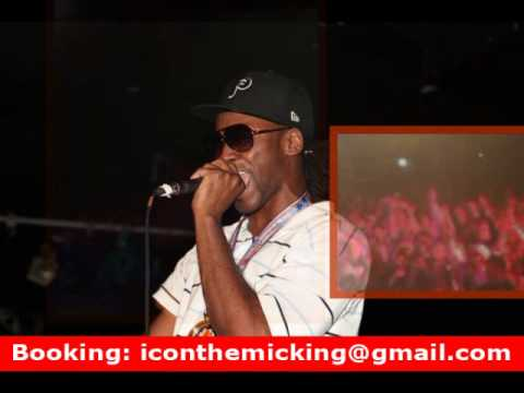 Book iCON the Mic King