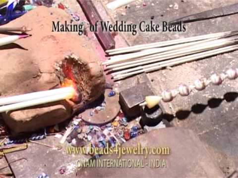 GLASS BEAD MAKING VIDEO